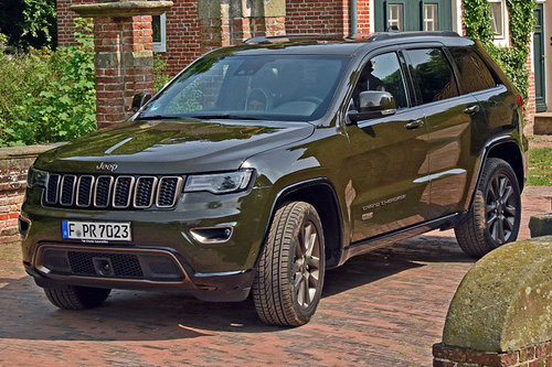 Jeep Grand Cherokee 3.0 V6 Limited - im Test Jeep Grand Cherokee 2017