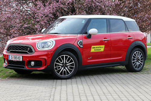 Mini Cooper Sd All4 Countryman Im Test Offroader Tests Offroad