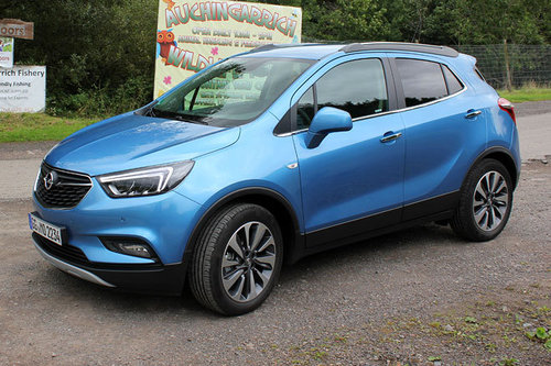 Opel Mokka X 1.4 Turbo 4x4 Innovation - im Test Opel Mokka X 2017