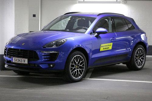 Porsche Macan - Einstiegsbenziner im Test Porsche Macan 2017