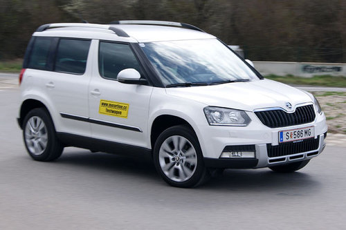 skoda yeti outdoor 4x4 tdi style dauertest finale. Black Bedroom Furniture Sets. Home Design Ideas
