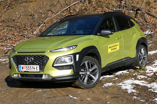 hyundai kona 1 0 t gdi 2wd level 6 im test offroader tests offroad. Black Bedroom Furniture Sets. Home Design Ideas