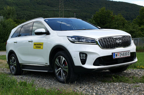 kia sorento 2 2 crdi awd gt line im test offroader. Black Bedroom Furniture Sets. Home Design Ideas