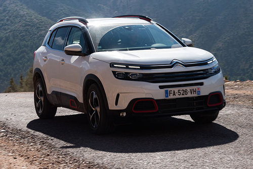 Citroen C5 Aircross PureTech 180 EAT8 - im Test Citroen C5 Aircross 2019