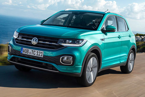 VW T-Cross 1.6 TDI Life - im Test