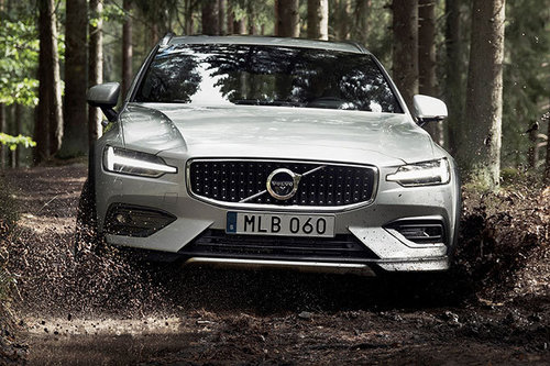 Volvo V60 D4 Cross Country - im Test