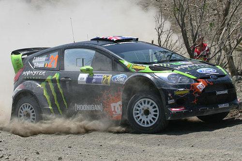 WRC: Mexiko-Rallye 2013