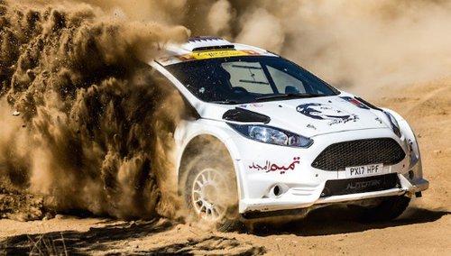 ERC: Zypern-Rallye