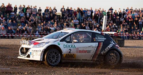 DRM: Sulingen-Rallye