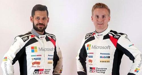 Rallye-WM: News