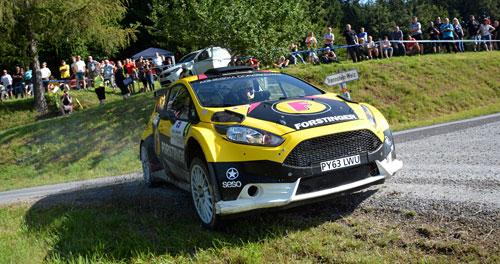 ARC/ORM: Weiz-Rallye