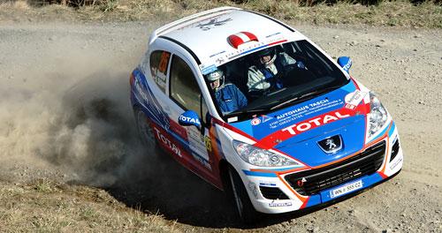 ORM: Rebenland-Rallye