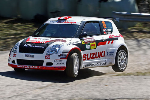 Max Zellhofer Suzuki Swift Lavanttal 2018