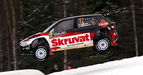 WRC: Schweden-Rallye