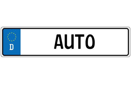 Autozulassung nur mit Versicherungsnachweis