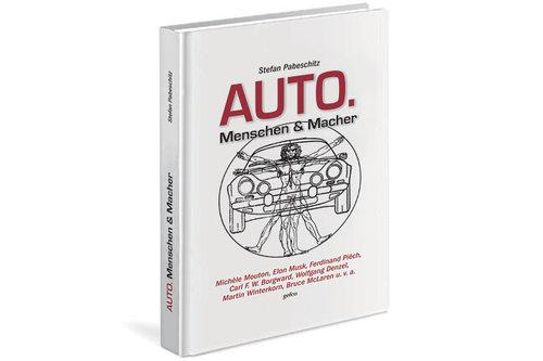 Buchtipp: AUTO. Menschen & Macher