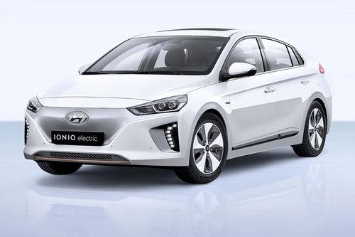 Förderung für Elektroautos ab 2017 Hyundai Ioniq Electric 2016