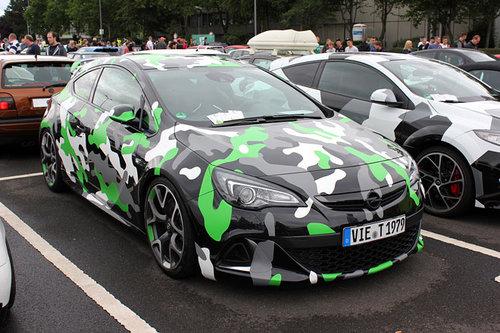 Risiko: Kauf eines chipgetunten Autos Tuning Opel Corsa OPC 2016