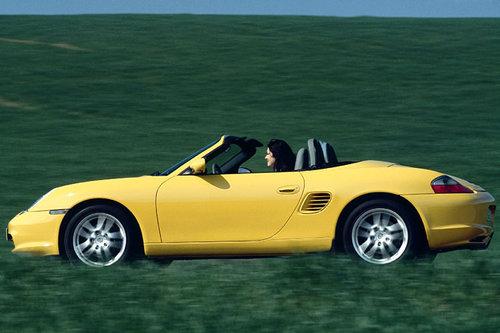 Gebrauchtwagen: Cabrios sind derzeit günstig Porsche Boxster Gebrauchtwagen